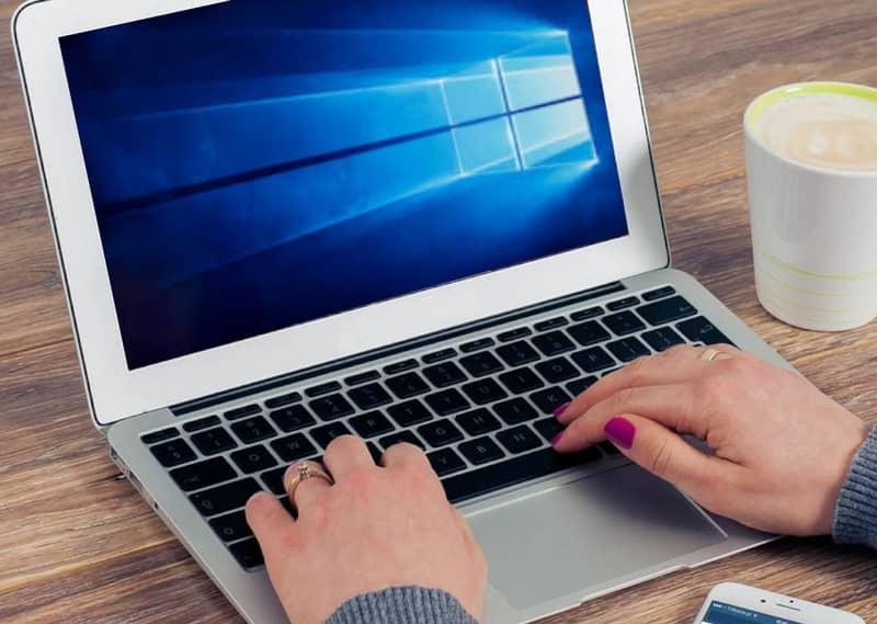 Usando o Windows 10