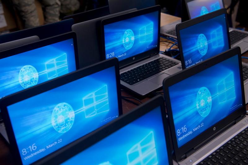 Computadores com Windows 10