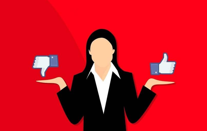 gosto não gosta do facebook