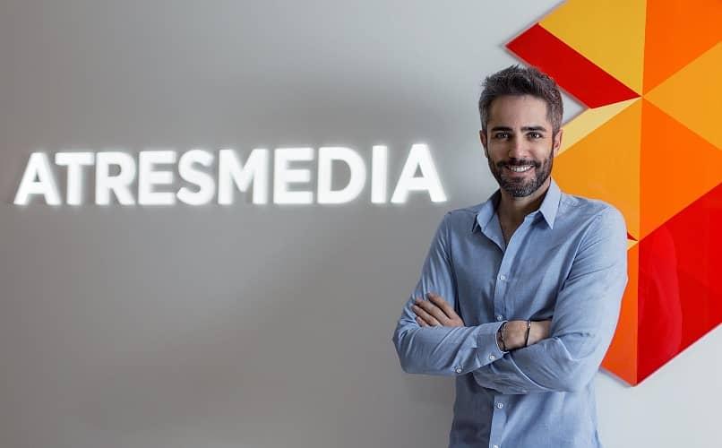 apresentador atresmedia