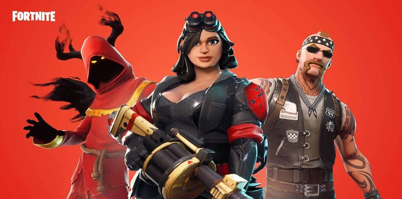 personajes skins fortnite 2020