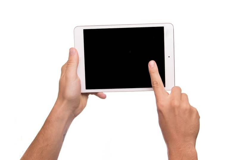 o dispositivo ipad trava
