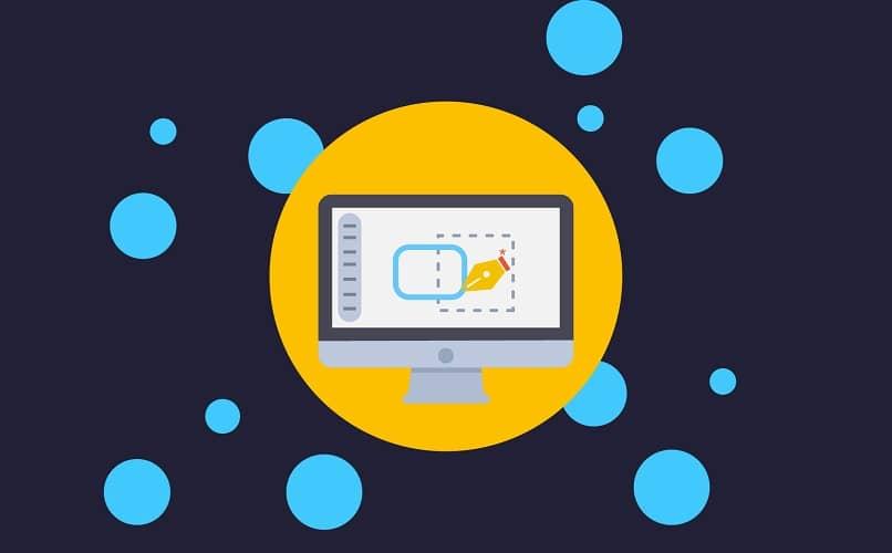 ilustração do monitor