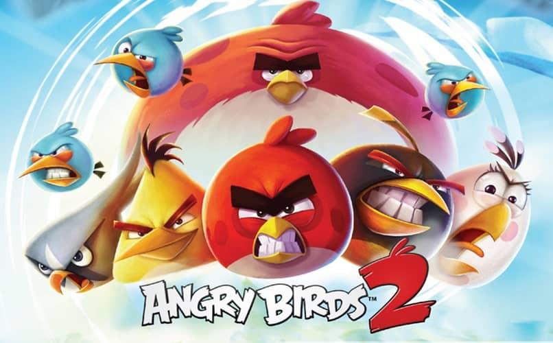 personagens de pássaros raivosos