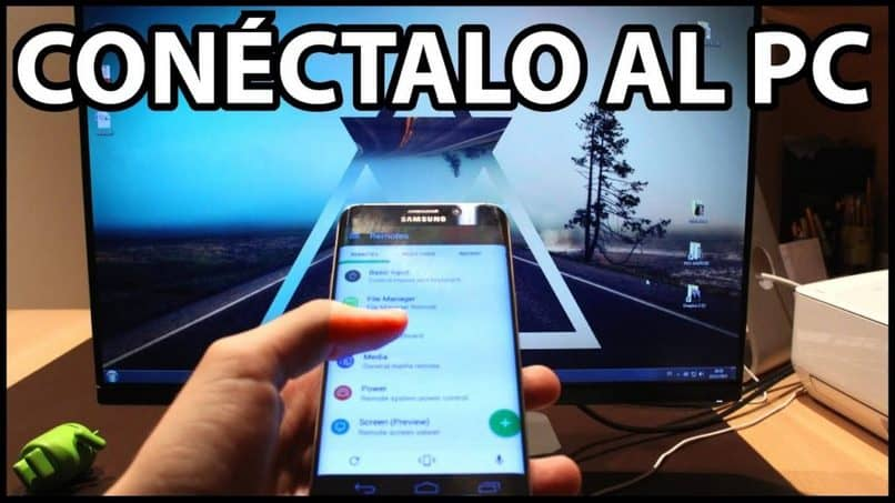celular controle remoto pc