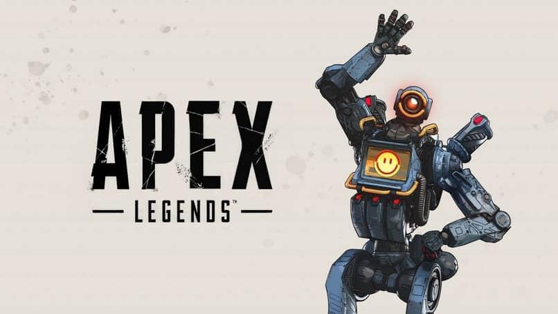 Pantalla Apex Legends