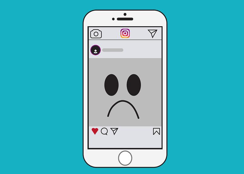 problema com o seu pedido no instagram