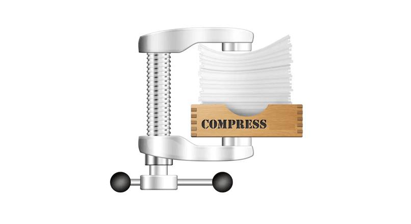 abrir arquivo compactado lzh