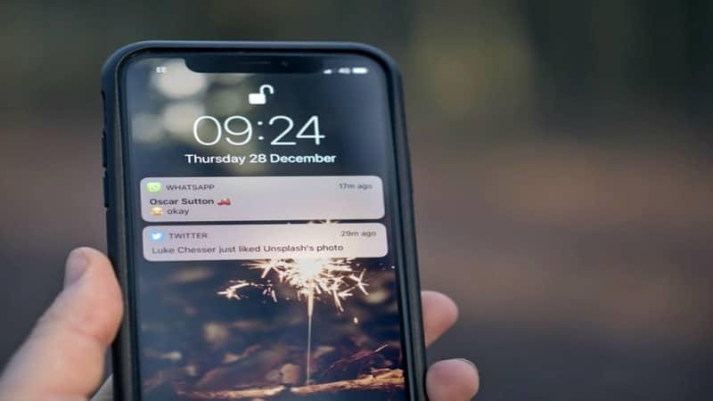 recuperação de notificações do Android