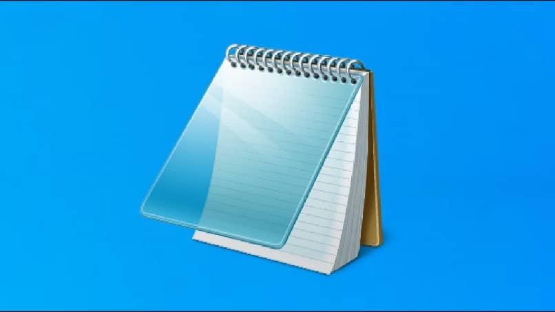 ícone do notepad windows serve para abrir arquivos