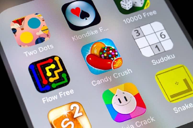 aplicativo candy crush no celular