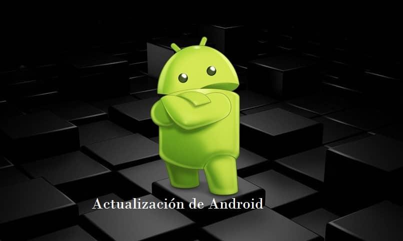 atualizar sistema android
