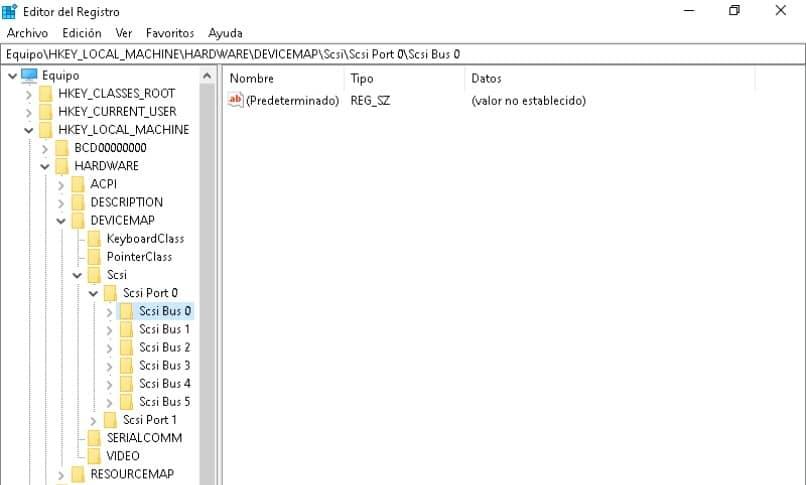 erro de registro do windows 10