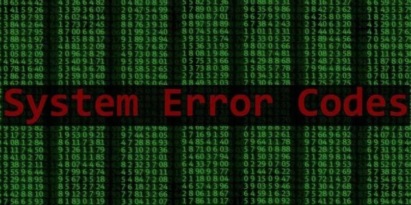 erro no sistema