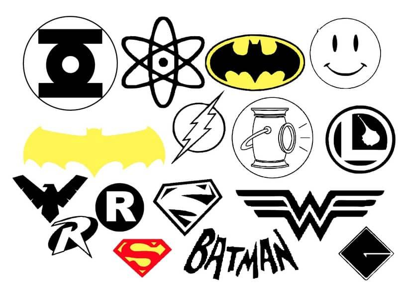 logotipos diferentes
