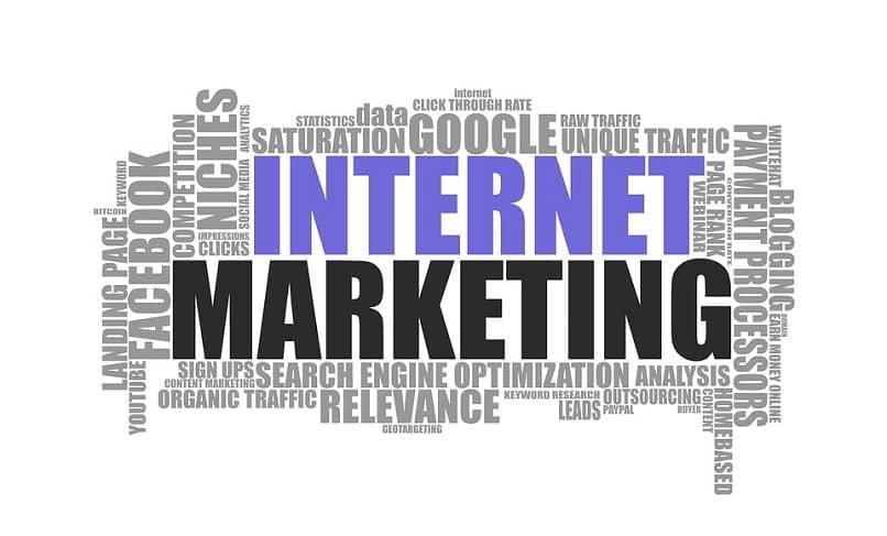 textos relacionados a marketing na internet