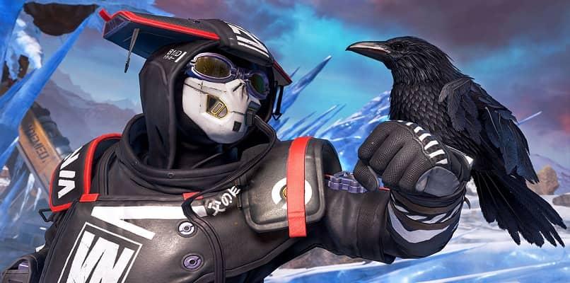 corvo das lendas do ápice
