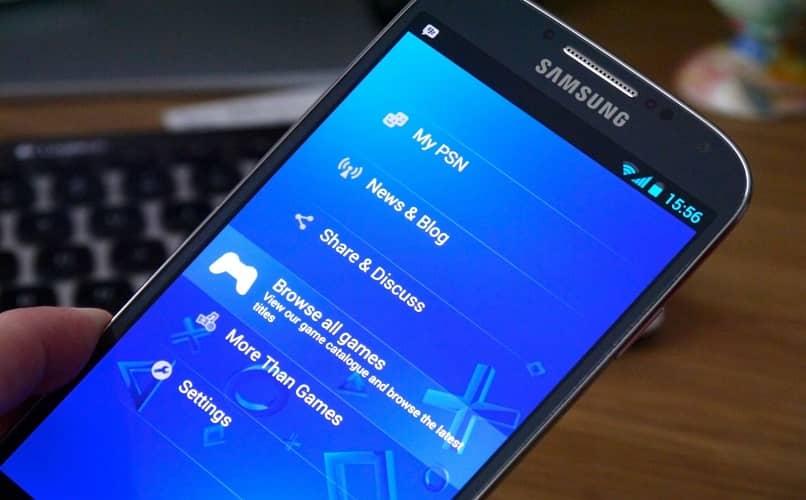 aplicativo sony para celular