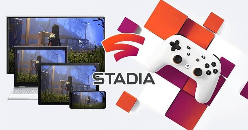 controlador do google stadia para jogos