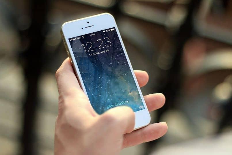 iphone móvel