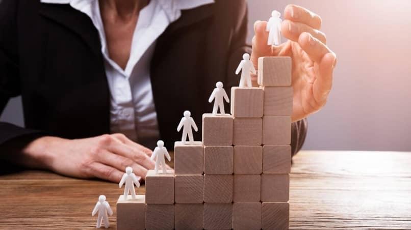 trabalho de gerente de recursos humanos treinar funcionários
