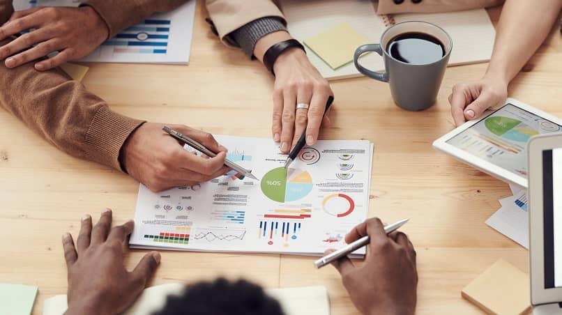 criando um orçamento de negócios