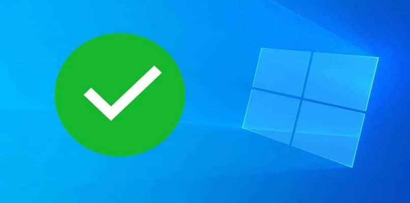 verificação do windows 10