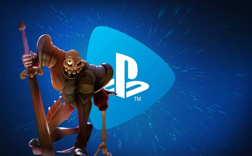 personaje medievil playstation