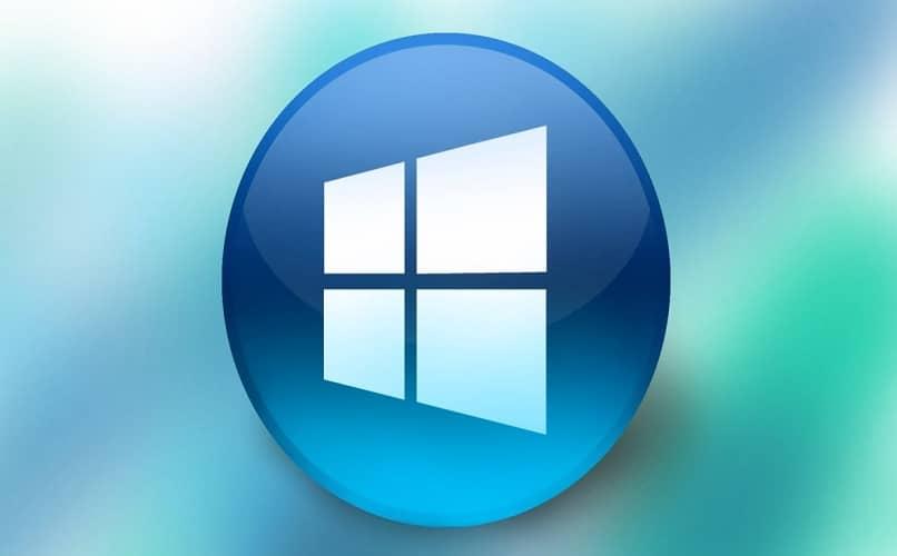 ícone redondo do windows