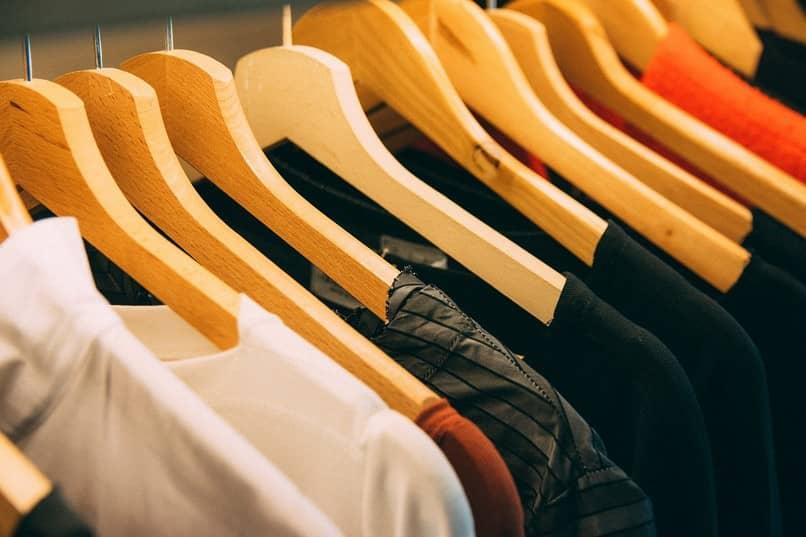 ganchos de roupa