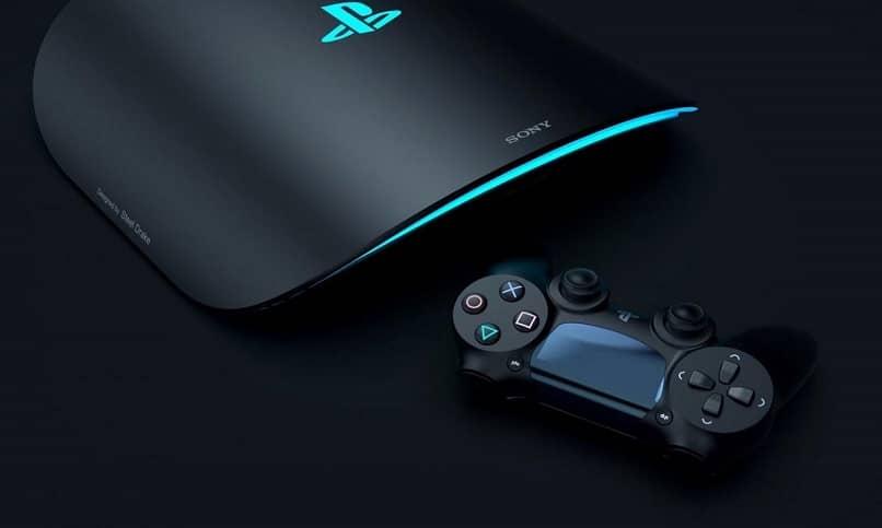 console playstation 5 preto