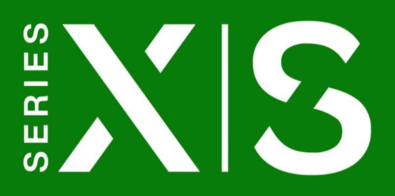 logotipo do console xbox série xs