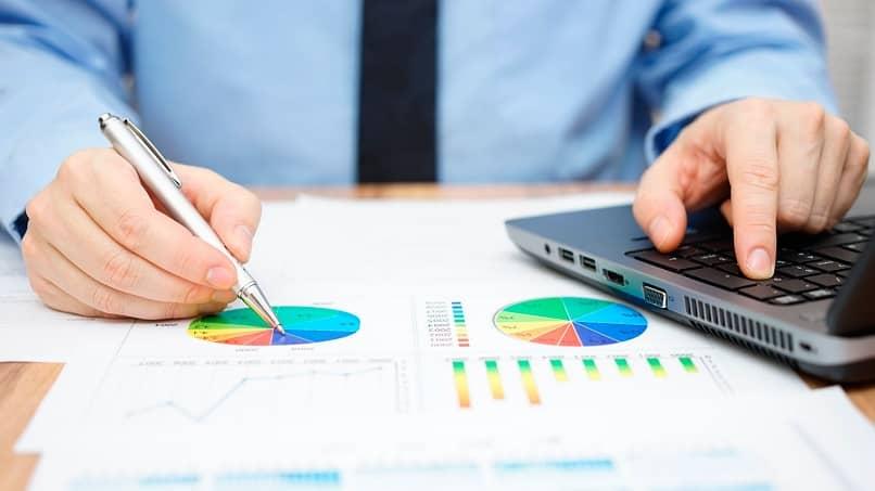 criando um relatório de contabilidade