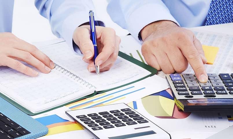documento de contabilidade da empresa