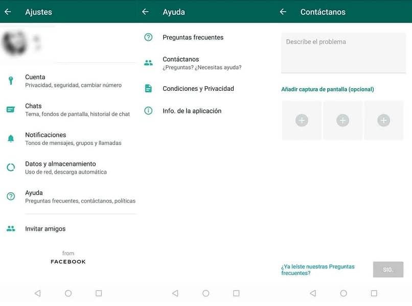 ajude o atendimento ao cliente do whatsapp