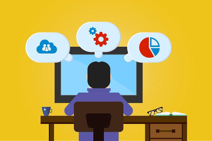 usar funções ferramentas computador