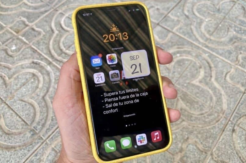 celular em aplicativos