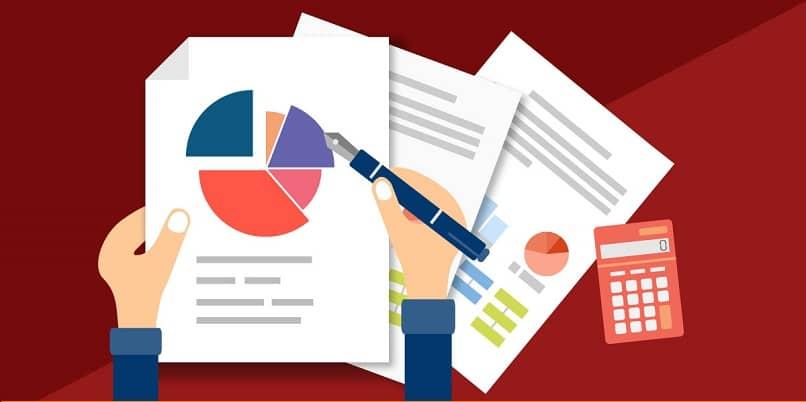 estabelecendo um relatório concreto da empresa