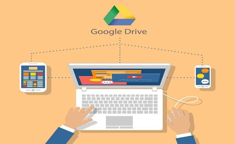 google drive de armazenamento múltiplo