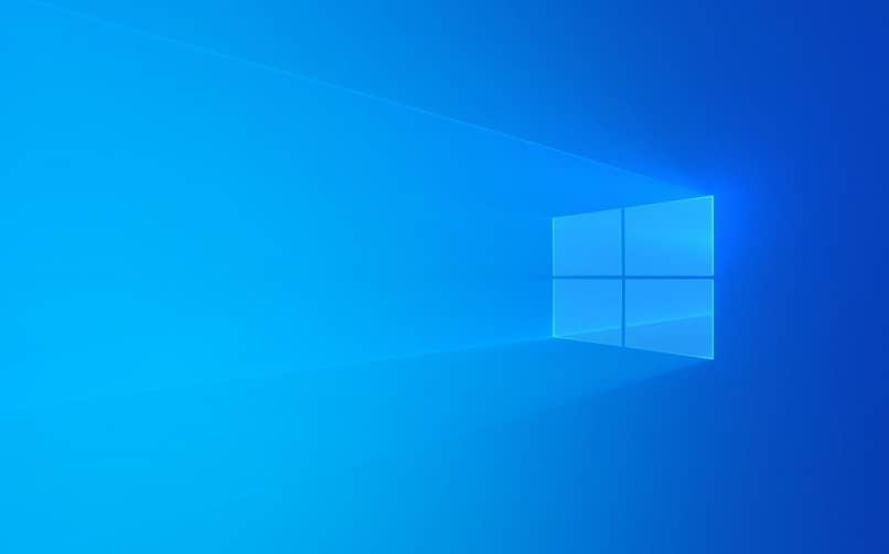 tela principal do windows