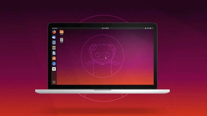 ubuntu laptop start