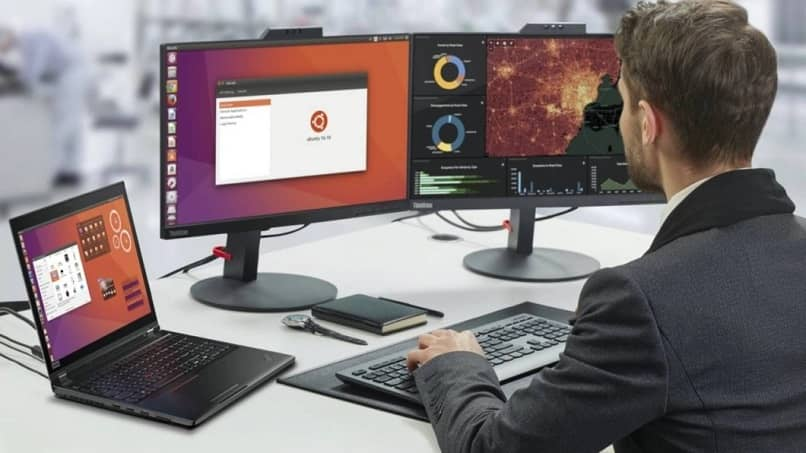 sistema operacional linux ubuntu
