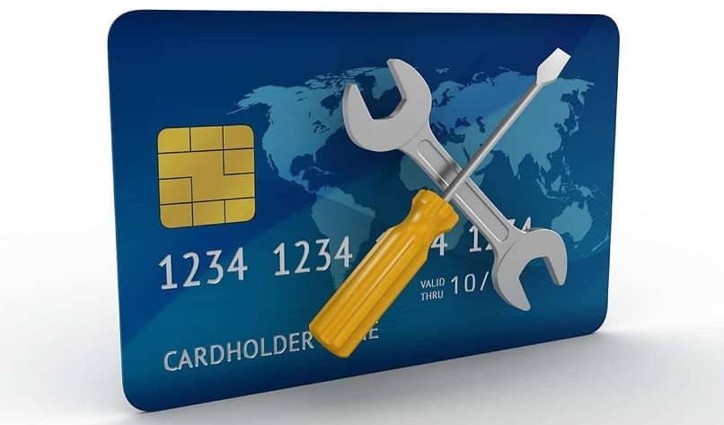 ferramentas de cartão de crédito consertar dinheiro de crédito
