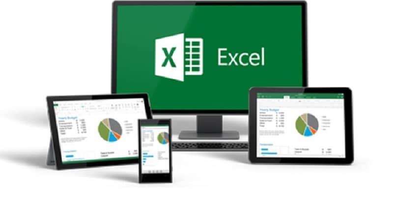 diferentes dispositivos são compatíveis com o Excel, um software de gerenciamento ideal com muitas funções