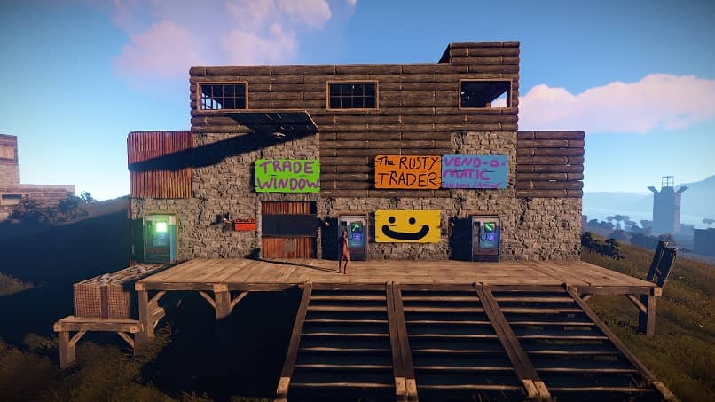 fazer builds em Rust