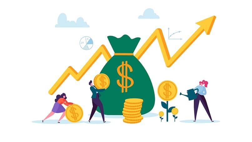 credores investem em uma empresa com capital