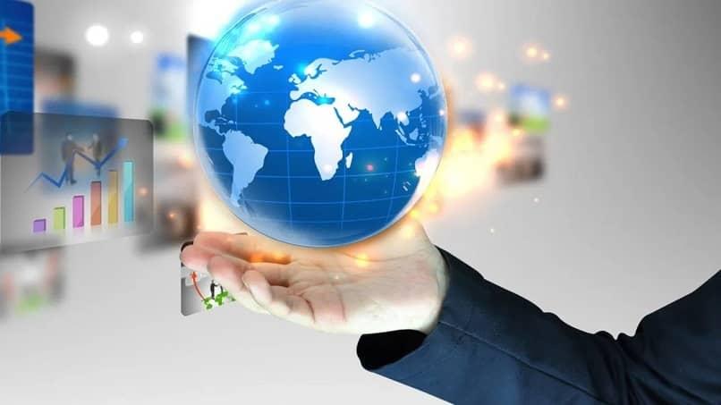 importação exportação de produtos globalização